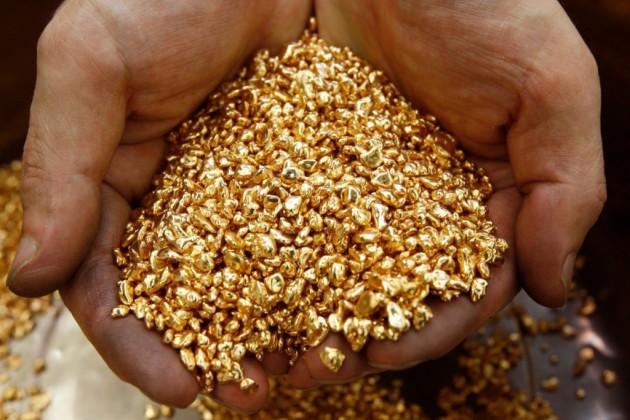 Крупнейшие страны— добытчики золота
