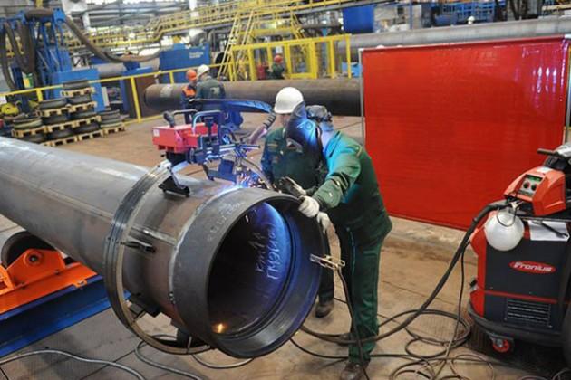 CNPC построит в Казахстане завод по выпуску труб