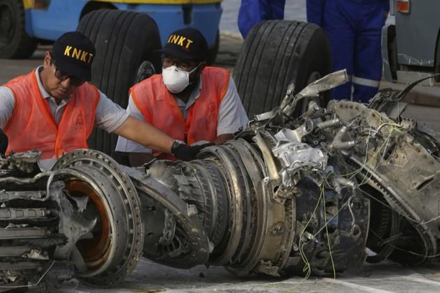 ВИндонезии рассказали окрушении лайнера Lion Air