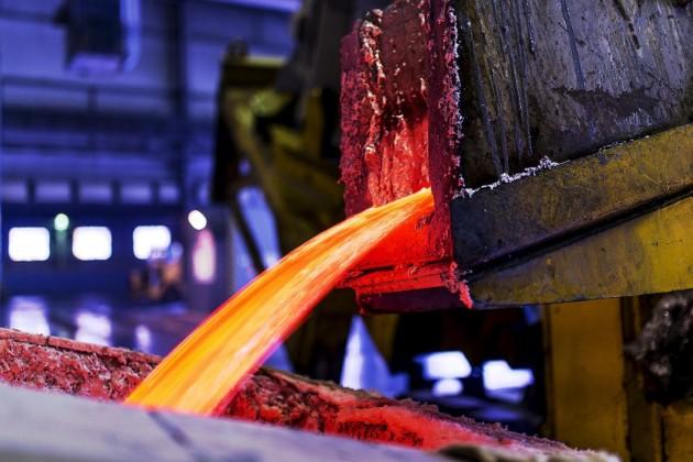 Добыча алюминиевых руд сократилась на 23%