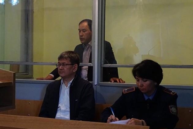 Экс-аким Бауржан Абдишев вышел на свободу по УДО