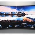 Компания Samsung выпустила изогнутый OLED-телевизор