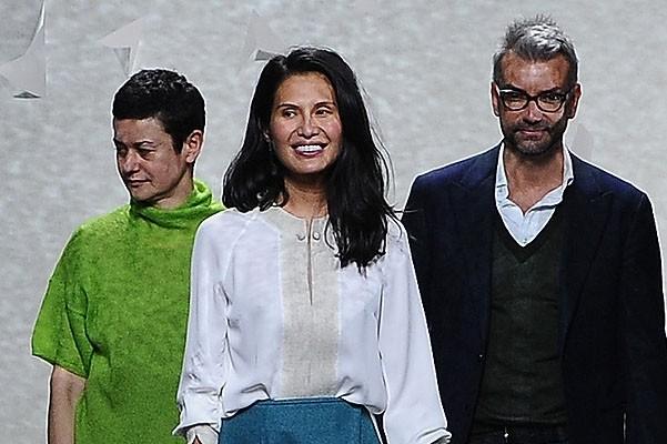 Гога Ашкенази представила коллекцию своего модного дома
