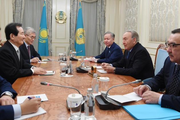 Казахстан будет сотрудничать сЮжной Кореей всфере новых технологий
