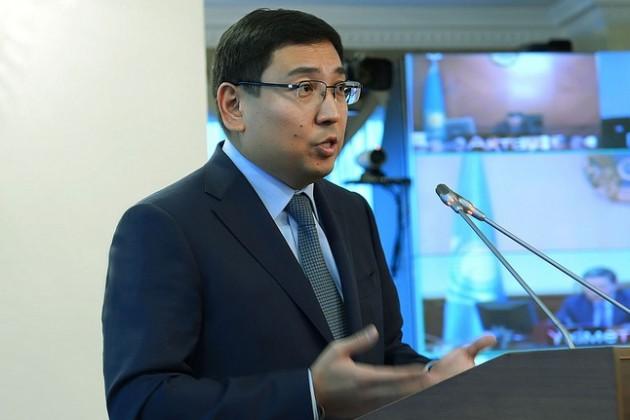 Досаев рассказал об основных направлениях развития РК