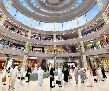 Самые посещаемые торговые центры мира