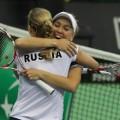 Российские теннисистки сыграют с итальянками в финале Кубка Федерации
