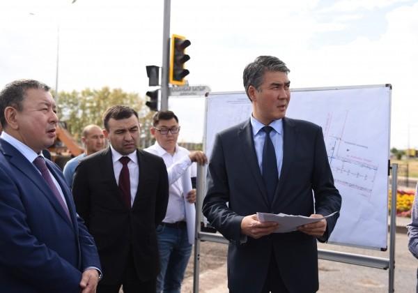 Сменится руководитель управления автомобильных дорог Астаны