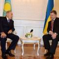 Визит Петра Порошенко в Астану может состояться летом