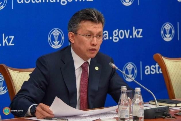 Бахыт Султанов стал Министром торговли и интеграции Республики Казахстан.