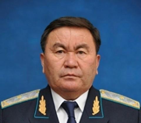 Сабыржан Бекбосунов стал прокурором Астаны