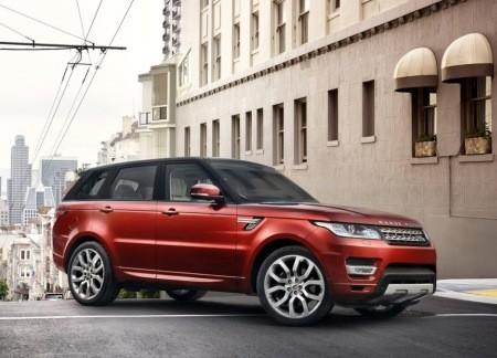 Новый Range Rover Sport в деталях