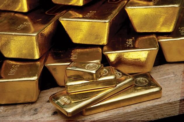 Золото уже непривлекает мировые хедж-фонды
