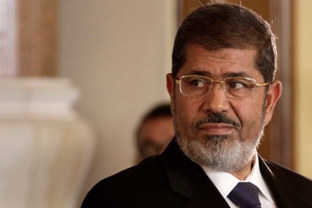 Начался суд над Мухаммедом Мурси
