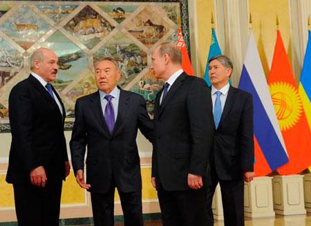 Дорожная карта по вступлению Кыргызстана в ТС готова на 99%