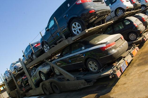 Генпрокуроры обсудили пресечение контрабанды автомобилей