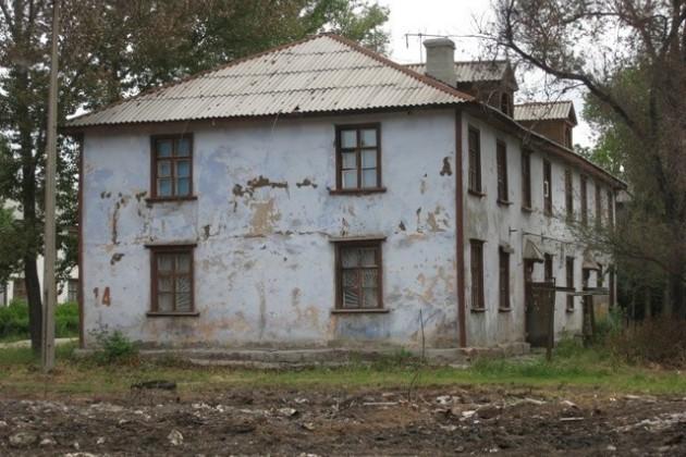 Более 300 ветхих домов снесут в Петропавловске