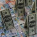 Дневные торги: 376,49 тенге за доллар