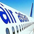 Самолет Эйр Астаны вернулся ваэропорт Алматы