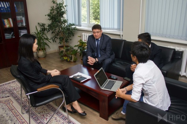Руслан Ерденаев: Если вы успокоитесь, то застрянете
