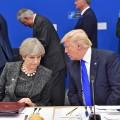 Дональд Трамп раскритиковал план Терезы Мэй поBrexit