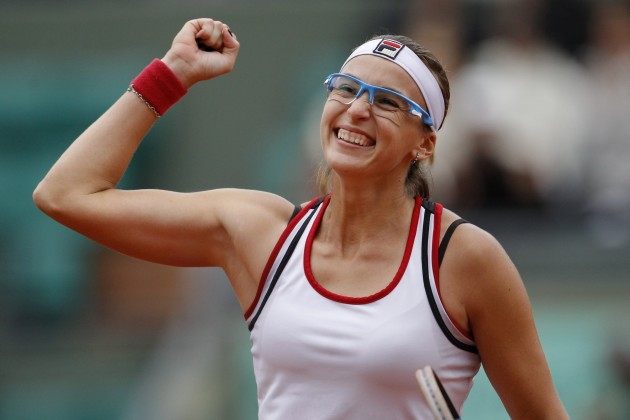 Шведова переиграла Лисицки на старте турнира в Брисбене