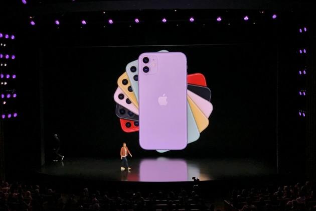 Компания Apple презентовала iPhone 11, iPad и смарт-часы