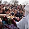 Вгородах живут 57% казахстанцев