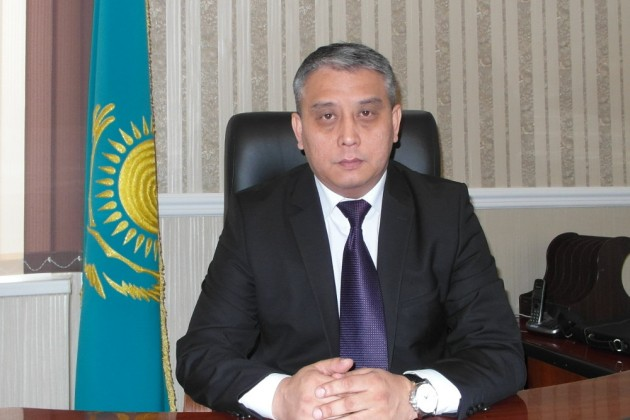 Назначен новый руководитель управления финансов ВКО