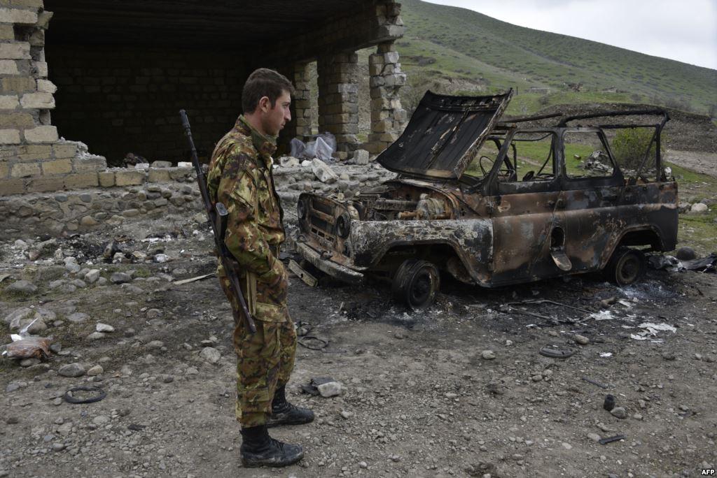 Президенты Азербайджана иАрмении встретятся впервый раз после обострения ситуации вКарабахе