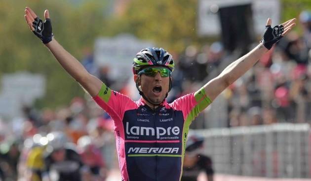 Завершился 5-й этап «Джиро д'Италия»