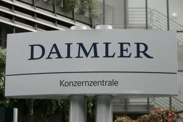 Daimler потратит $1млрд, чтобы обогнать Tesla