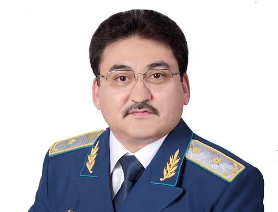Прокурором Алматы стал Габит Миразов
