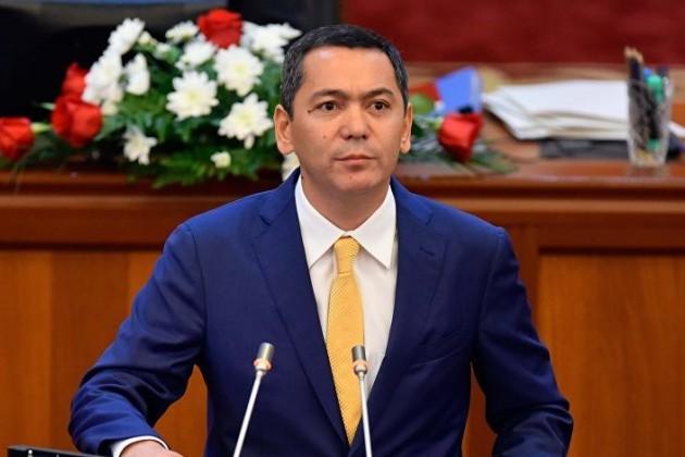 Кандидат впрезиденты Кыргызстана Омурбек Бабанов оказался под следствием