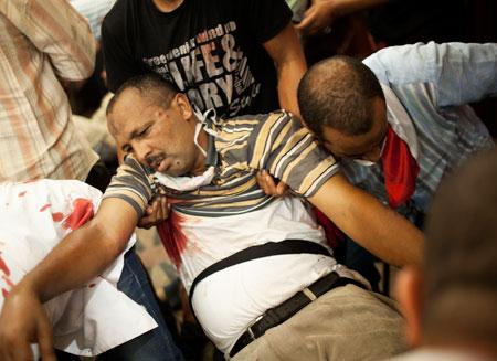 Трагедия в Египте: 278 погибших. Видео