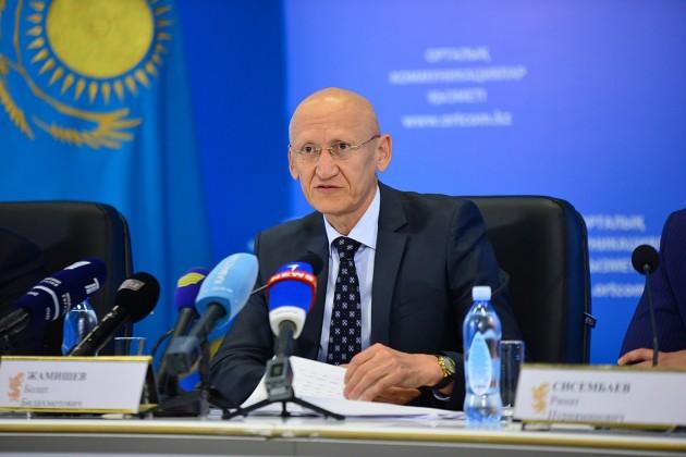 Болат Жамишев: Мыработаем несолигархами, аскрупными предприятиями