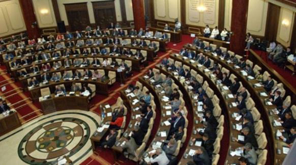 В парламенте продолжают обсуждать бюджет