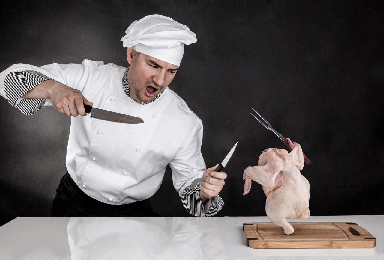 Прикольные картинки про шеф повара