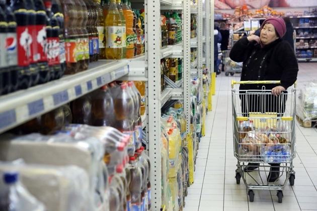 Цены на основные продукты будет сдерживать правительство