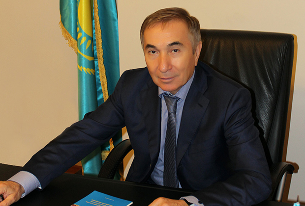 Освобожден отдолжности торговый представитель Казахстана вРоссии