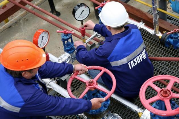 Россия подписала меморандум о поставках газа в Китай