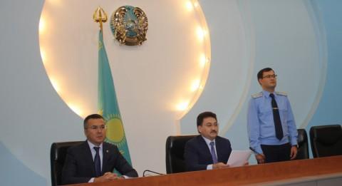 Назначен и. о. заместителя прокурора Алматы