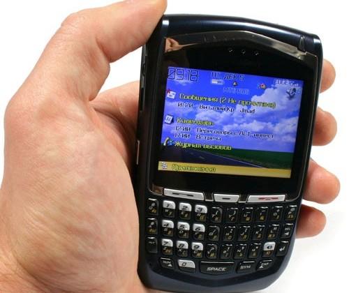 Телефоны BlackBerry опасны для аллергиков