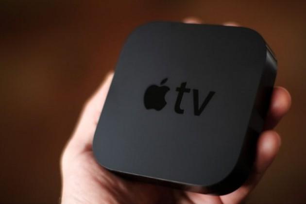 Apple TV теперь продается в России