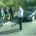 Сотрудник акимата Усть-Каменогорска угнал автомобиль