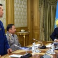 Президент пожелал Айдыну Аимбетову успешной экспедиции