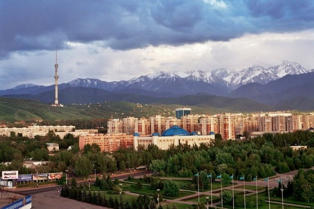 Концепцию Smart Almaty разработают за 212 млн тенге