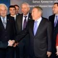 Назарбаев встретился с бизнесменами Атырауской области