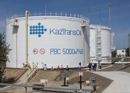 Акции КазТрансОйла выросли на 10-14%