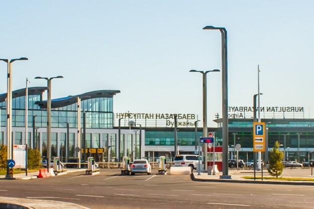 Взлетно-посадочную полосу аэропорта Астаны закроют наремонт